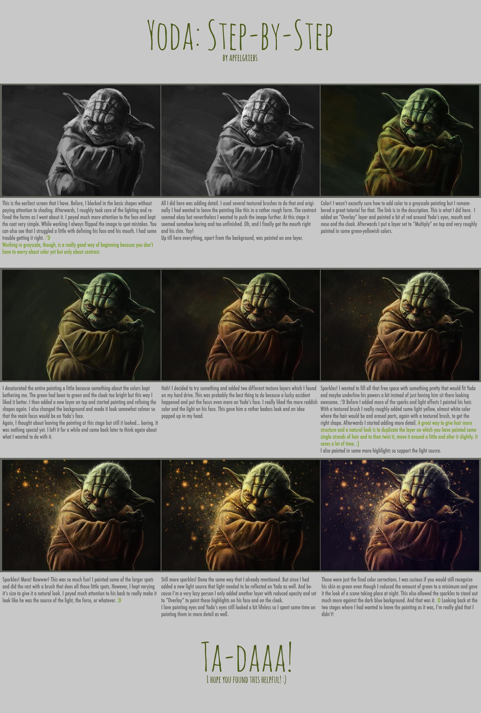 Yoda: Step by Step