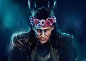 Chance May Crown Me - Loki