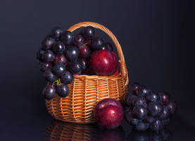 Fruit basket 02 by NellyGraceNG