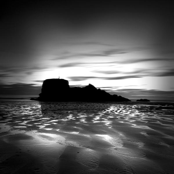 Chapel Rock by davidsevern