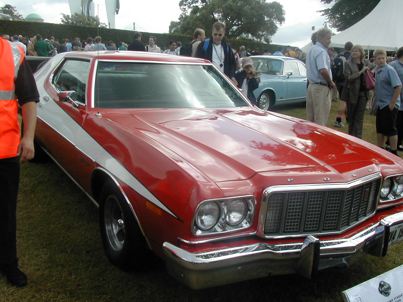 Starsky and Hutch Car by