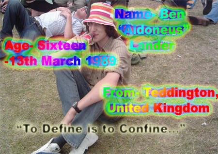 Hippy ID by Aidoneus