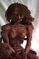 evil lady by xselfyx