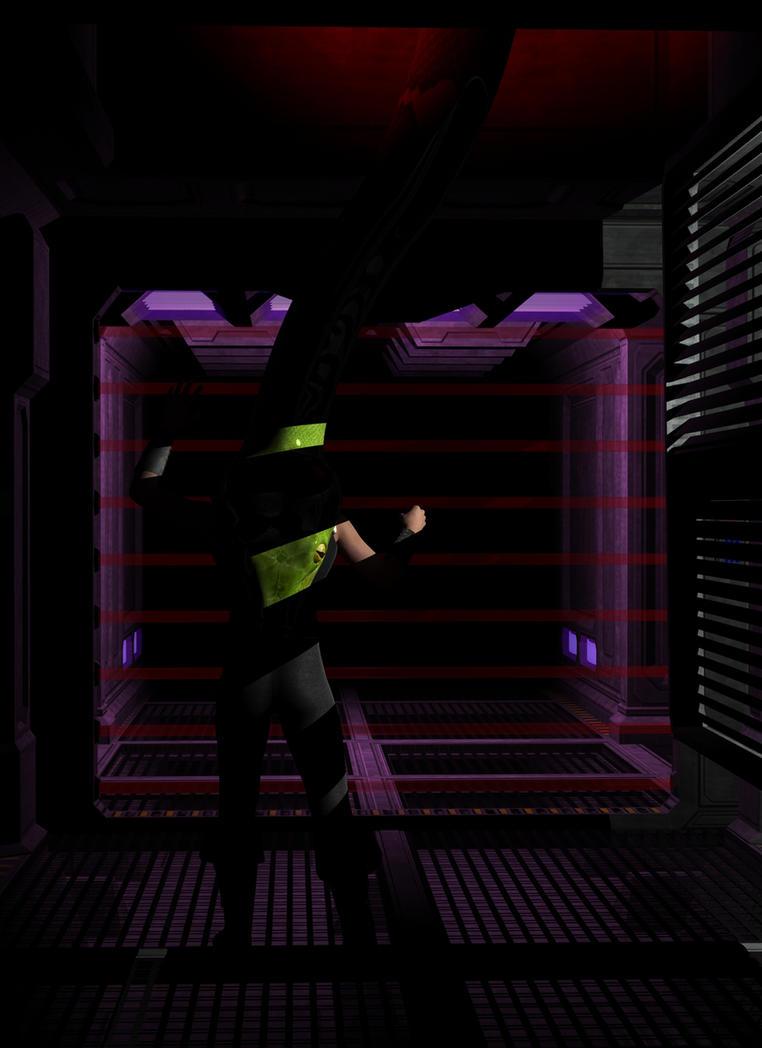 Security Breach by PWRof3D