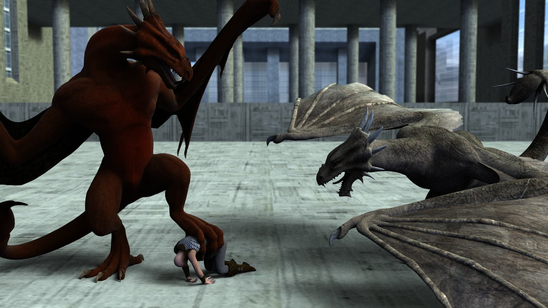 3d dragon vore pornos clip