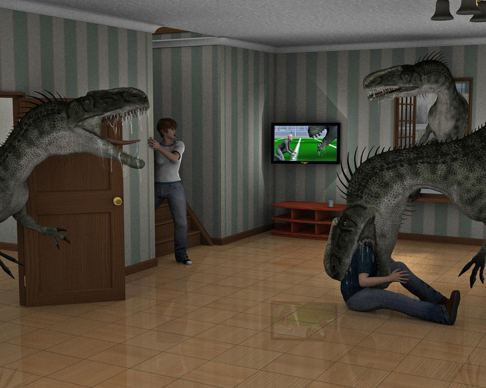 Home Invasion By Pwrof3d On Deviantart