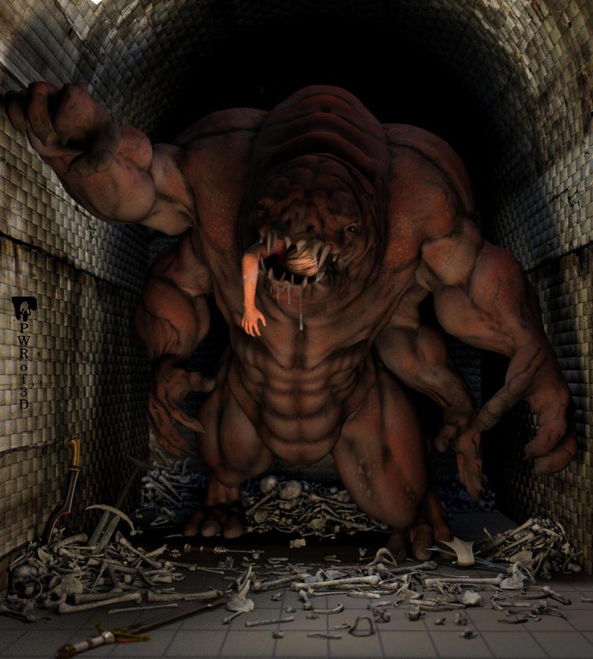 Gobble!! Wow nude girls monster vore.voreville.com