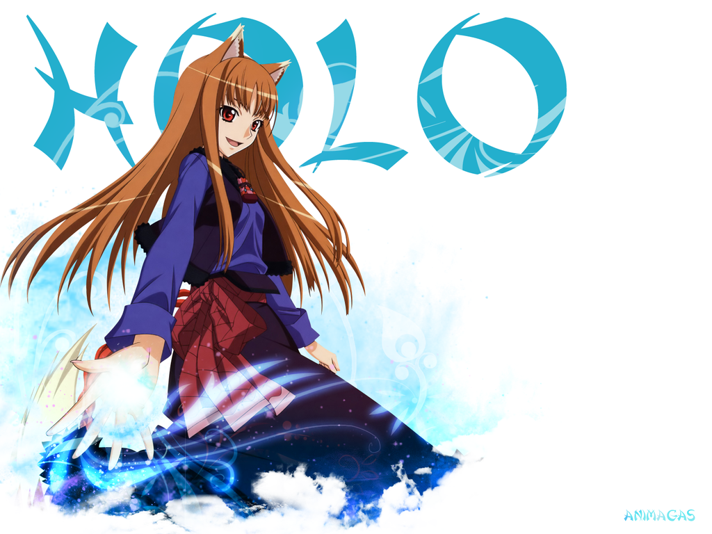 Holo the Wise Wolf by Animagas