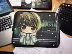 Hey JJ laptop bag