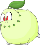 Chikorita inflated