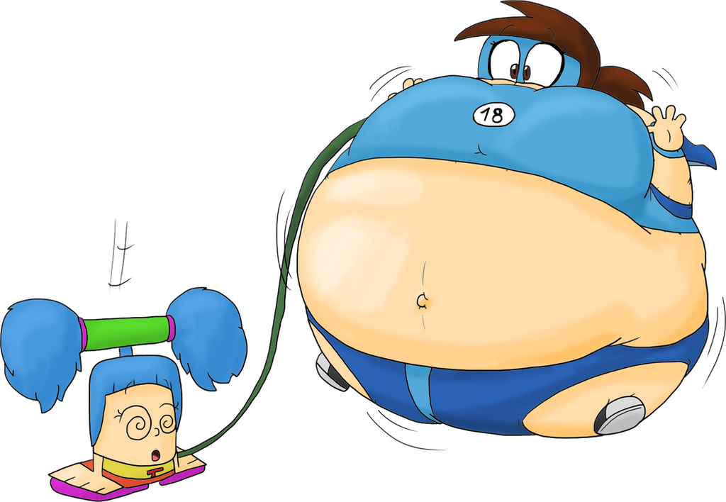 water balloon belly inflation - photo #24