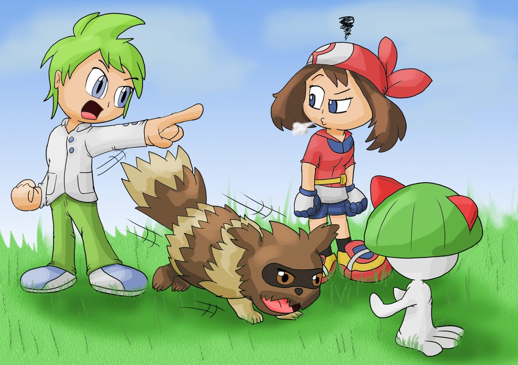 A Wild Ralts Appeared By Juacoproductionsarts On Deviantart