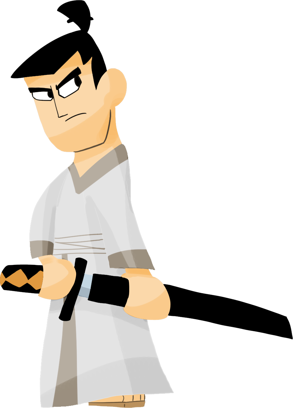 Samurai Jack by JuacoProductionsArts on DeviantArt