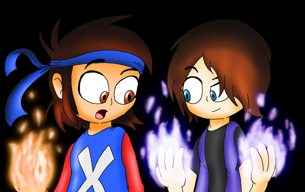 I Have Fire Powers Too By Juacoproductionsarts On Deviantart