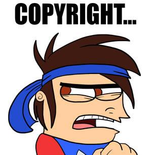 Blame the Copyright