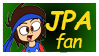 JuacoProductionsArts' Fan Stamp by JuacoProductionsArts