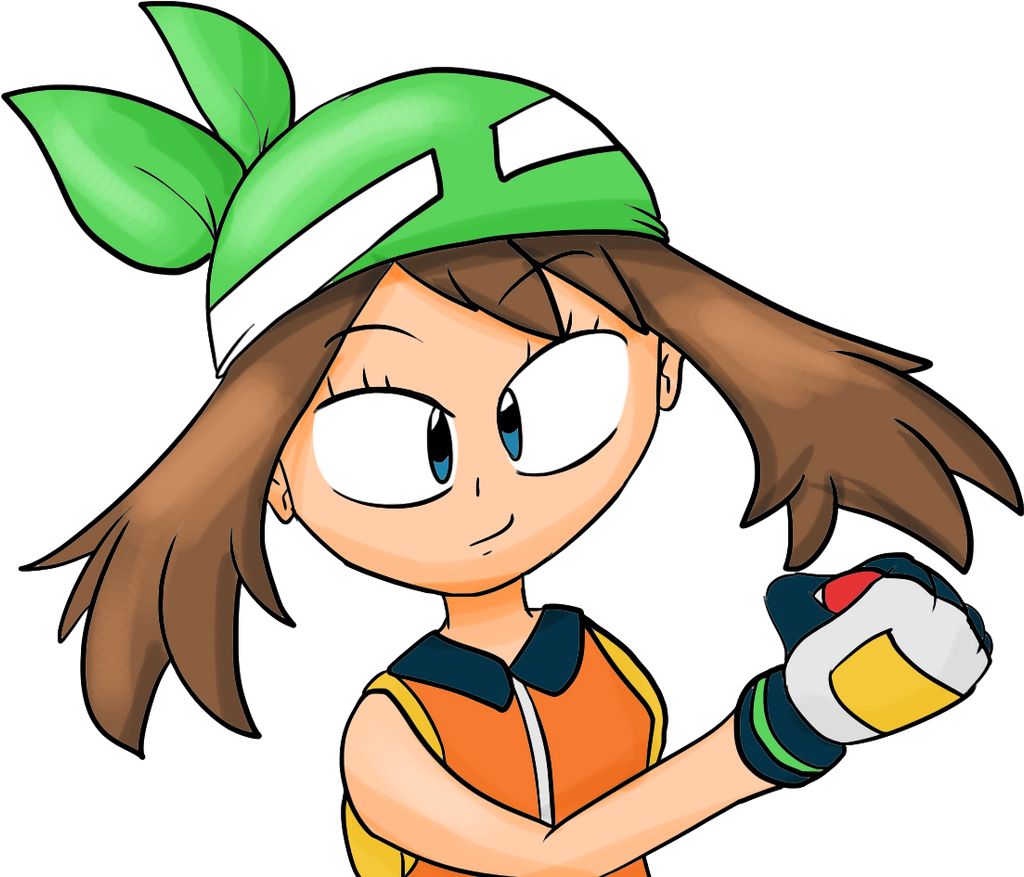 Pokemon May Wallace Cup Outfit Images   Pokemon Images