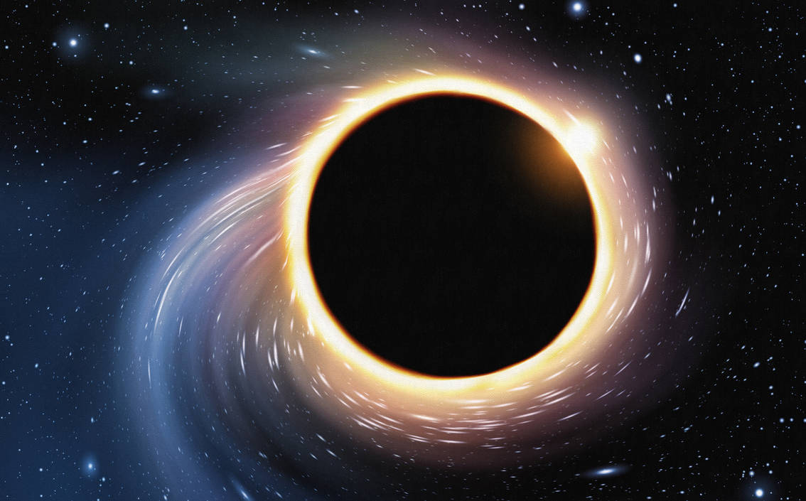 first black hole picture - 860×460