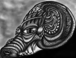 Dragon by mamapranayama