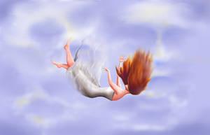 That Falling Dream by mamapranayama