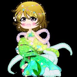 Hanayo Mermaid Ver.