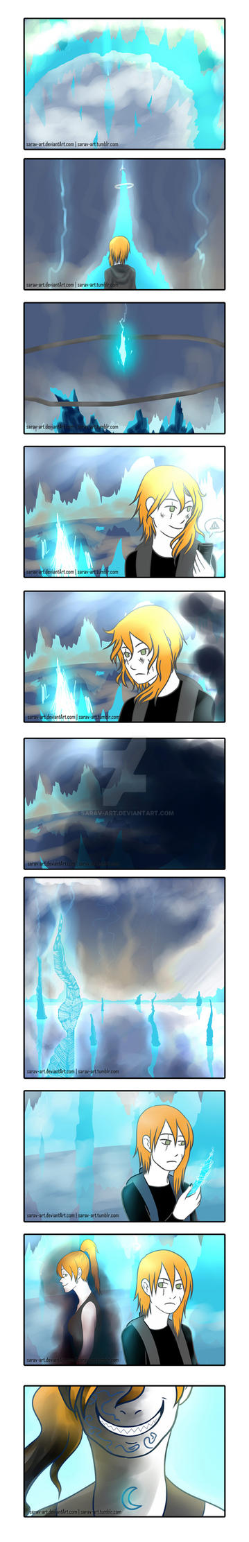 Old Comic by SaraV-Art