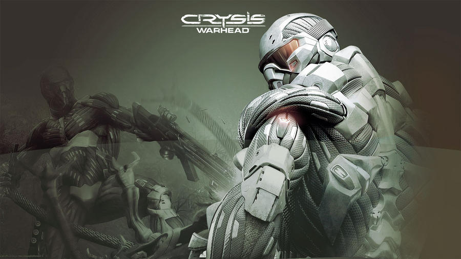 Crysys NXE wallpaper XBOX 360 by fmdesigner