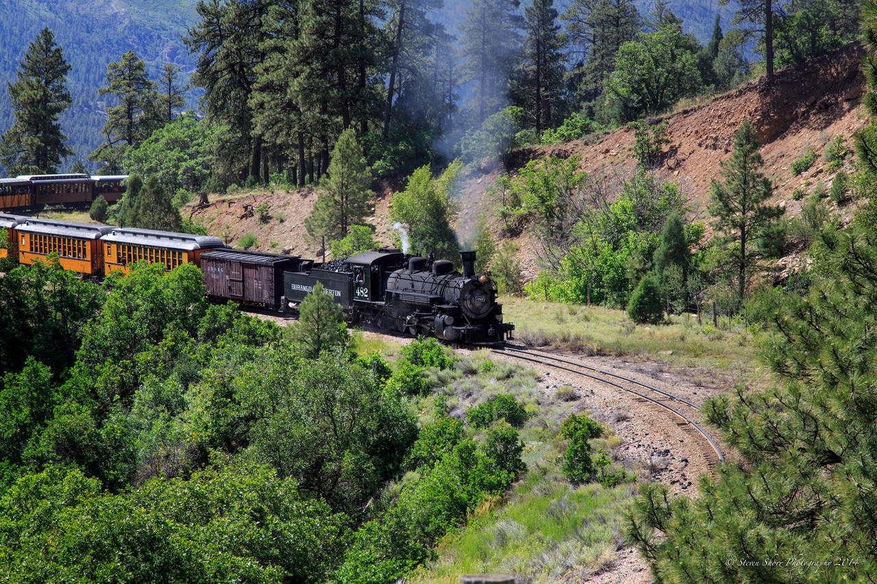 silverton and durango wallpaper - photo #5