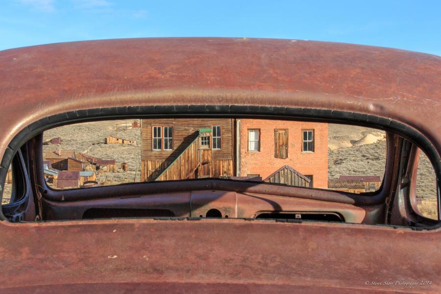 Rumble Seat View by Mac-Wiz