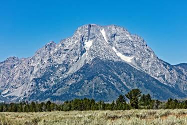 Mount Moran by Mac-Wiz