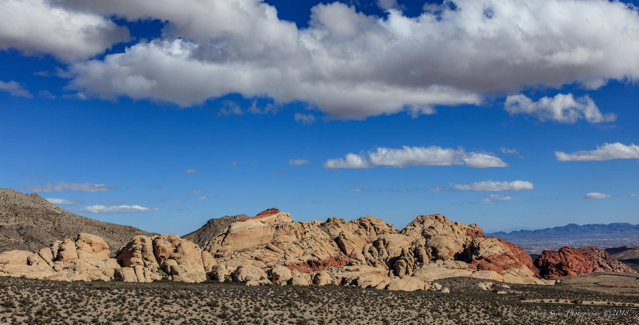 Red Rock Canyon 4 by Mac-Wiz