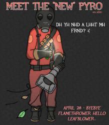 Meet the 'new' Pyro