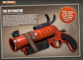 TF2: Detonator disappointment