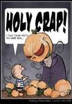 Happy Halloween Linus Van Pelt