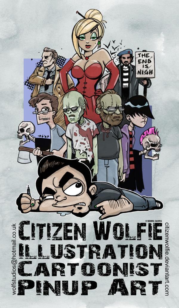 CitizenWolfie's Profile Picture