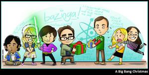 A Big Bang Christmas