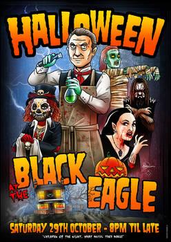 Black Eagle Halloween 2016