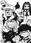 Comic Book Heroes 2