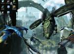 Desktop: Avatar Banshee Attack