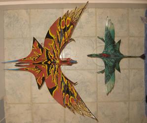 LeonopteryxToruk--BansheeIkran by LykenZealot