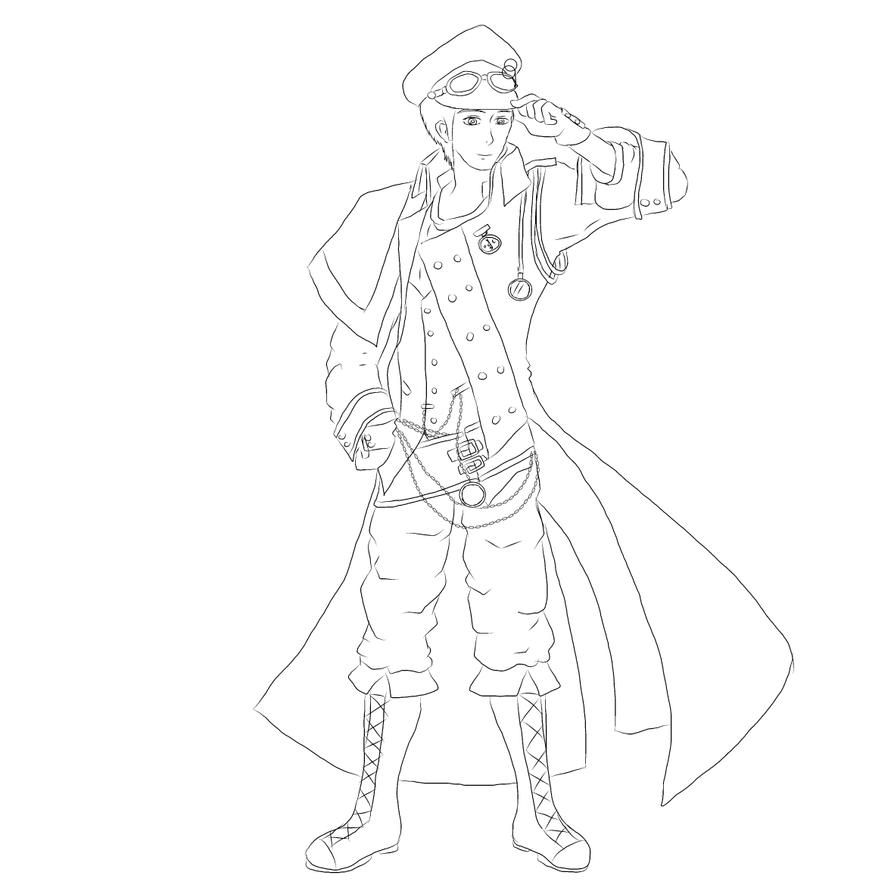 phileas fogg character sketch