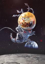 space Kog'maw by racoonwolf