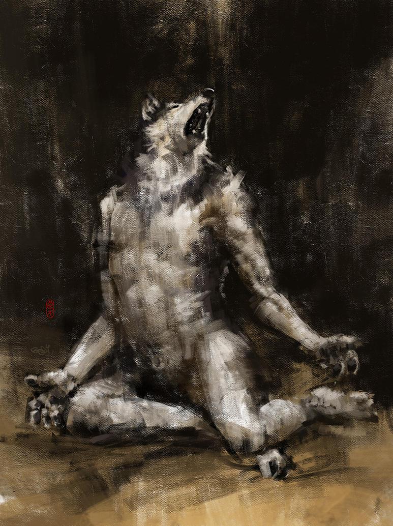 Hiob by racoonwolf