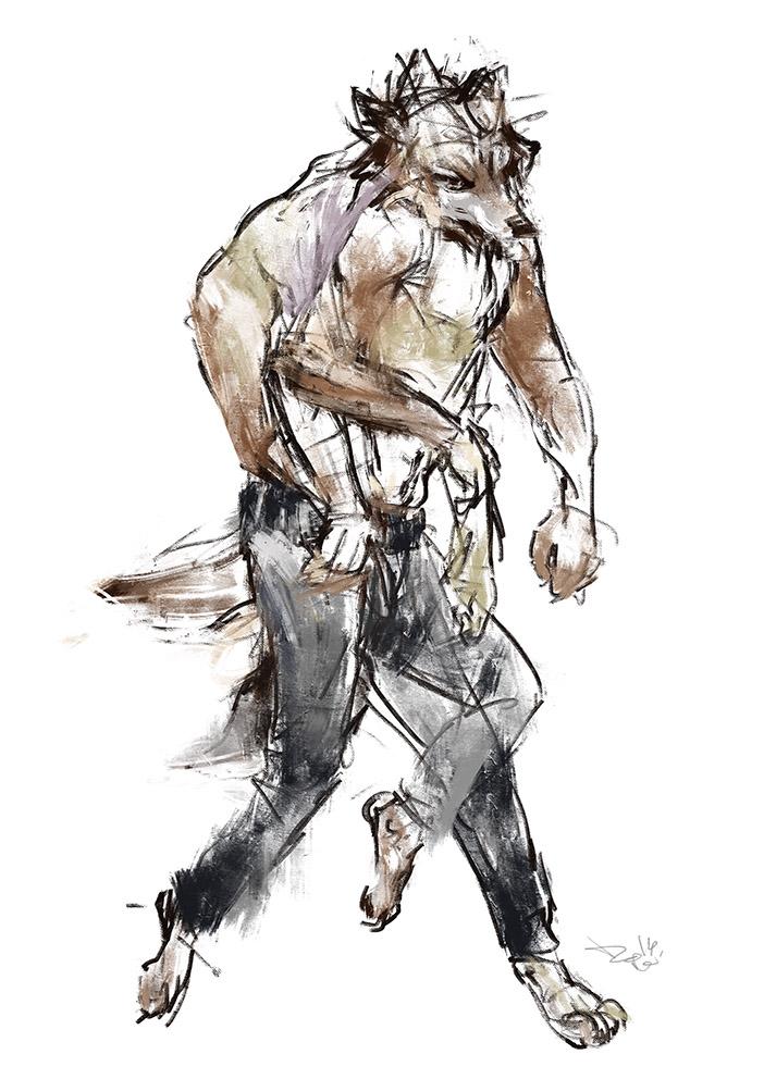 speedo by racoonwolf