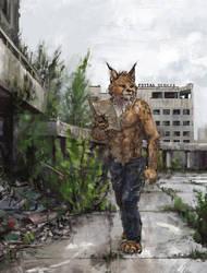 ruin exporoing by racoonwolf