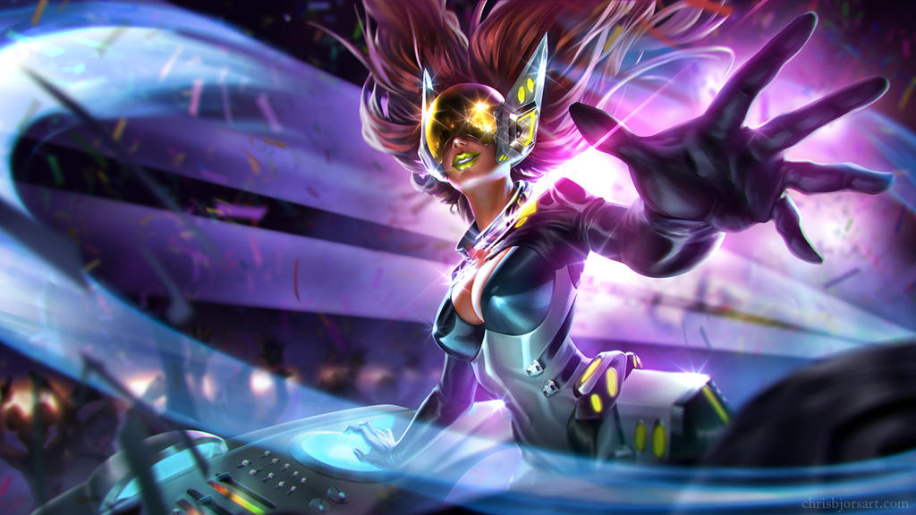 fan-splash dj sona