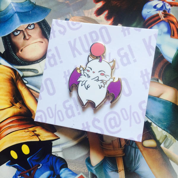 FF9 - F#%K YOU, KUPO pin. by ChrisBjors