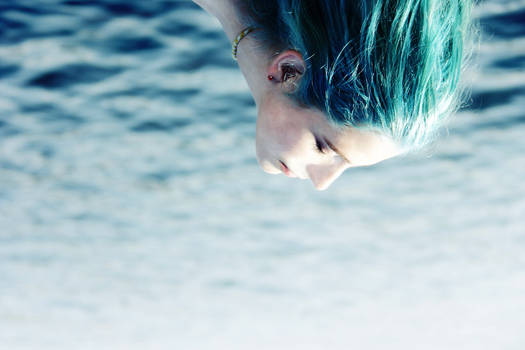 Girl Blue 3