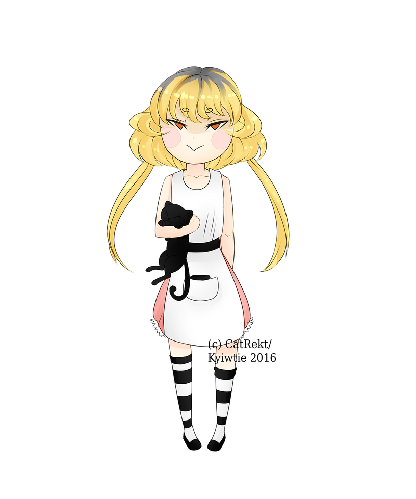 Emilia Redesign by KyiwtieArt