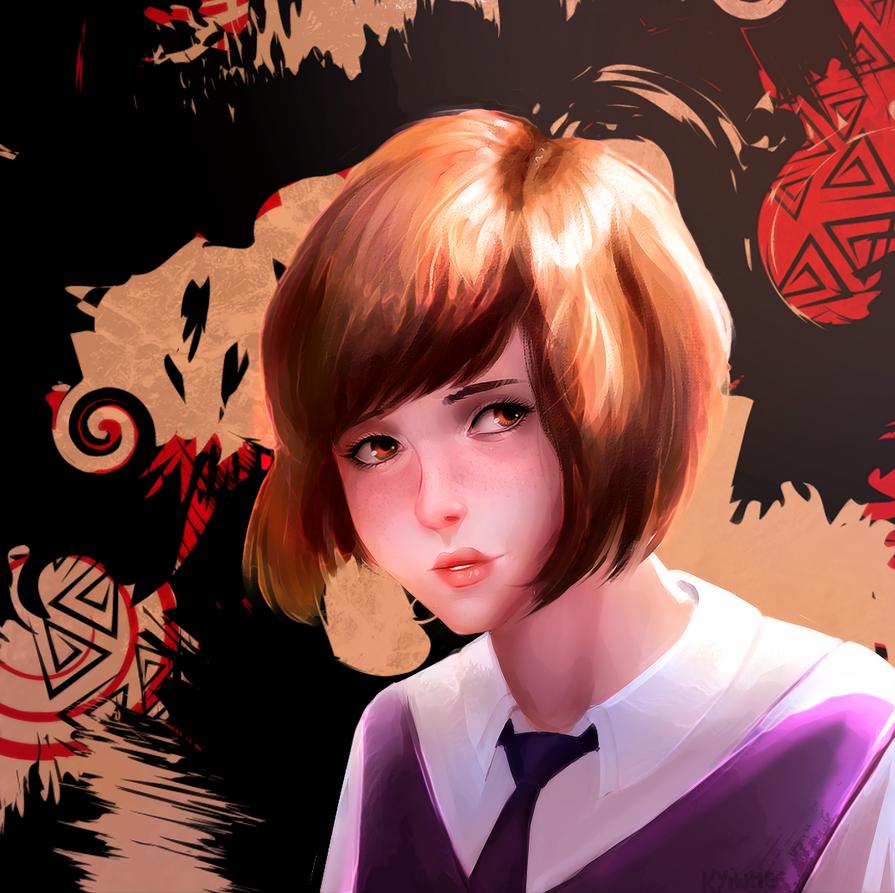 Artistic gaze by KyiwtieArt